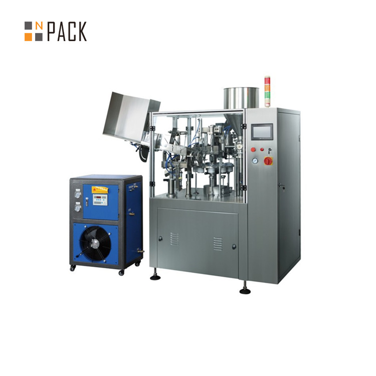 Automatic ultrasonic medical & pharmaceutical tube filling sealing machine