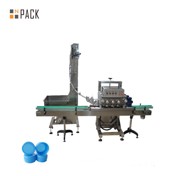 Automatic Spindle Capping Machine 2