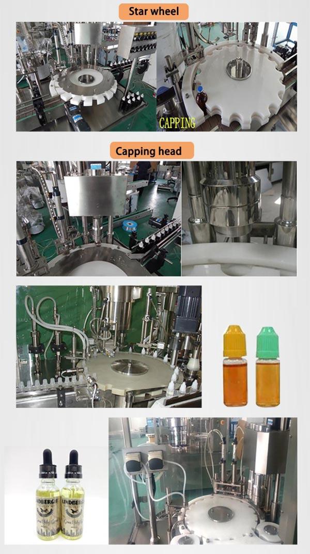 Automatic dishwashing liquid deodorizer spray filling machine