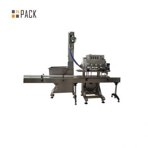 Best Quality Efficient 6 Wheels Screw Capping Machine With Great Price