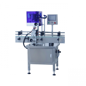 4 Wheels Automatic Capping Machine Manufacturer