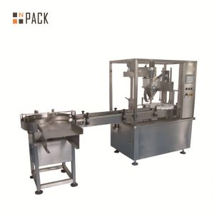 2 oz filling machine vial filling and capping machine