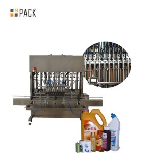 Automatic Liquid Bottle Filling Machine For Eye Drop Bottle Filling