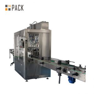 GMP CE ISO Certificate humic acid liquid fertilizer filling machine