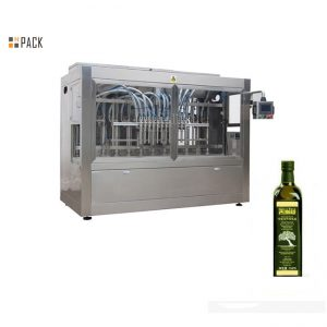 500ml-5000ml palm butter sunflower sesame seeds coconut palm oil filling machine