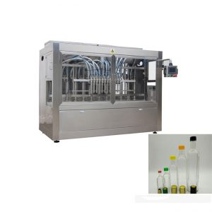 automatic glass bottle strawberry jam sauce filling machine