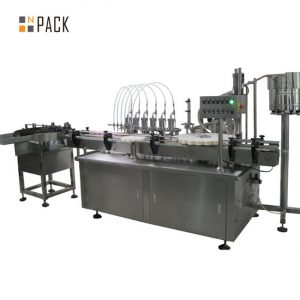 10ml Eye Drop Filling Capping Machine and Labeling Machine