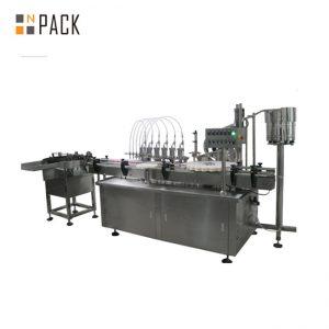 10ml & 60ml factory price E liquid bottle filling machinery